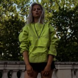 Anorak Softshell Lime